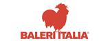 """Baleri Italia, 1984 von Enrico Baleri und Marilisa Decimo gegründet, ist eine Brand Ikone des 20. Jahrhunderts, der Jahre der Nüchternheit und Strenge der Formen / Funktionen, der ultimative Ausdruck einer bestimmten pragmatischen und unerreichbaren Designidee. Auf der Suche nach dem perfekten, nicht veralteten, nicht auffälligen, konsequenten und internationalen Objekt. Immergrüne Objekte und Modelle, signiert von großen Meistern und Newcomern, die dann zu stilistischen Referenzobjekten wurden und ein klassisch-zeitgenössisches Universum entstehen ließen, dass nun seine Vitalität, Produktivität, Kommunikation und kommerzielle Stärke gefunden hat. Als eines der erfolgreichsten Produkte des Unternehmens gelten die berühmten """"Sitzeier"""" aus der humorvoll - von Denis Santachiara - gestalteten Tato-Serie. Der Rote Hahn, das Markenzeichen von Baleri Italia, steht für unseren fröhlichen und optimistischen Ansatz."""